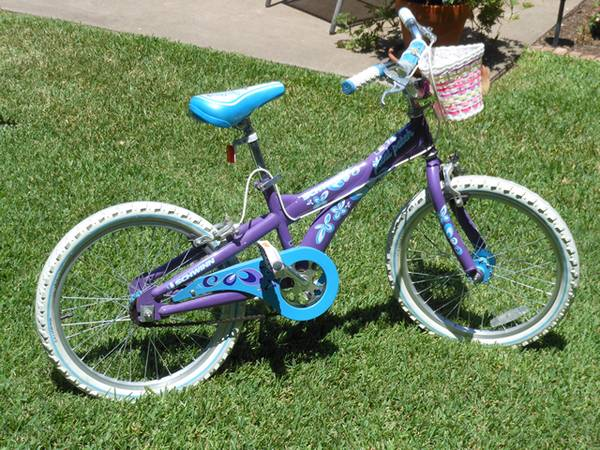 20 INCH GIRLS SCHWINN BIKE - $25 (LONGVIEW)