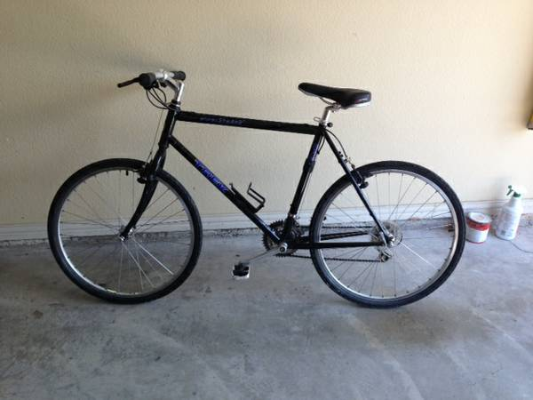 trek single track 930 mountain bike - $150 (McKinney, tx)