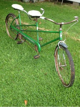 Vintage Columbia tandem bicycle - $150 (Shreveport)