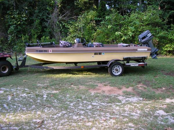 Kingfisher Bass Boat - $2500 (Nacogdoches)