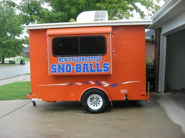Shaved Ice Make Offer NOW - $13500 (tulsa)