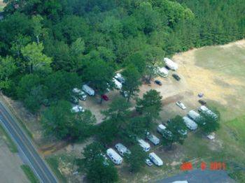 RV Park for sale with 3 acres of land 4 RVs - $194000 (Ringgold LA)