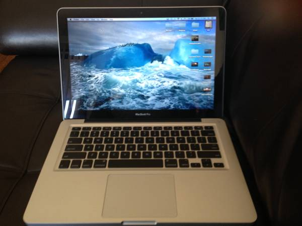 MacBook Pro 13  Intel i5  late-2011 model  -   x0024 900  Lukfin  TX