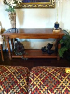 Console Table -   x0024 60  Marshall  TX
