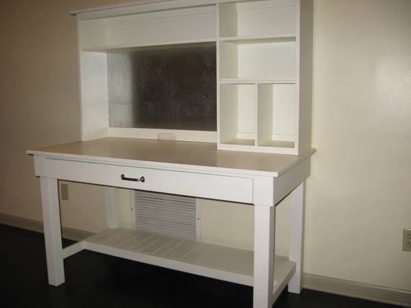 Student Desk with Hutch from Pottery Barn Teen - $285 (Longview)