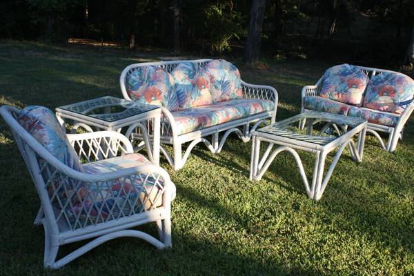 Sunroom Furniture Complete Set Must See $1,200 OBO - $1200 (Galveston, TX)