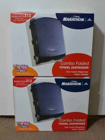 MARATHON PAPER TOWEL DISPENSER -   x0024 10  Lufkin