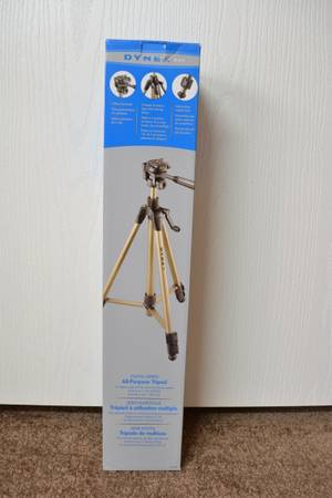 Dynex Tripod - Brand new in box -   x0024 15  Lufkin