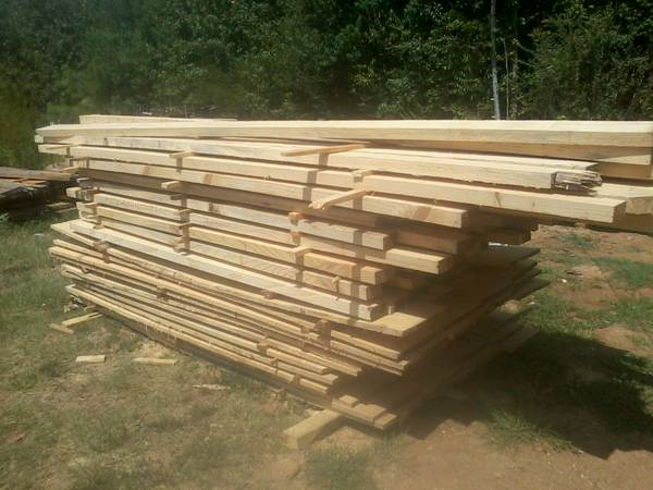 Pine Hardwood Cedar Lumber Custom Cut Wells Tx Material Nacogdoches Classified