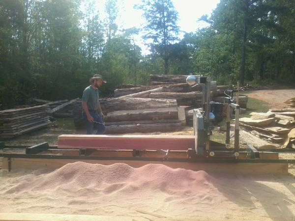 Custom Cut Lumber  (Wells (along hwy 69 between Lukin  Rusk )