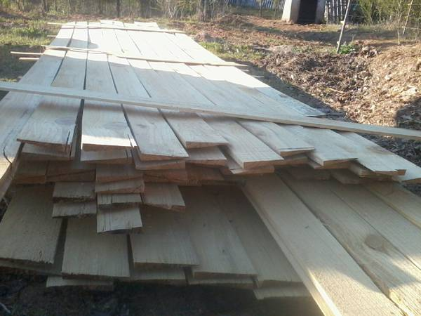 lap board pine siding- beams, framing material, planking-custom cuts (small saw mill R R Mercantile, WELLS)