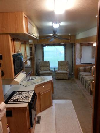 1999 Alfa Fifth Wheel Series Ideal-35RLTES 241 -   x0024 13000  Paris  Texas