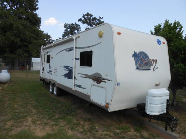 30 ft  RV Savoy By Holiday Rambler -   x0024 18000  Centerville  Texas