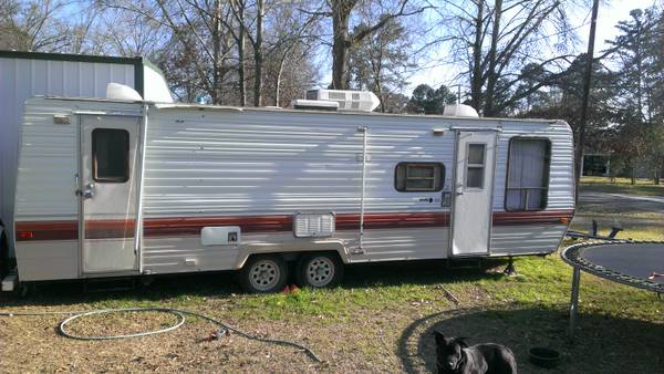 29 foot Rv for sale - $3000 (Carthage Texas)
