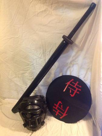 Tae Kwon Do gear and training weapons -  50  Longview