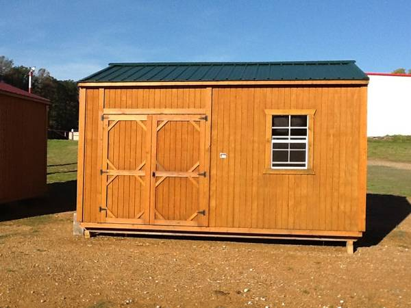 GRACELAND PORTABLE BUILDINGS (8111 SH EAST 31 TYLER TEXAS 75705)