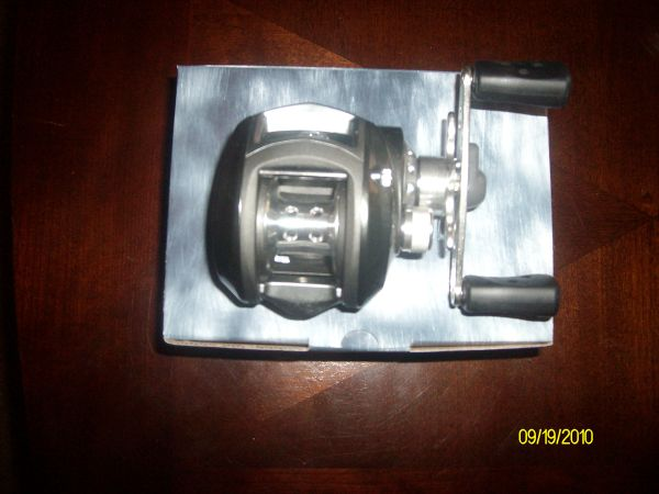 New Reels and Rods - $70 (Nacogdoches)