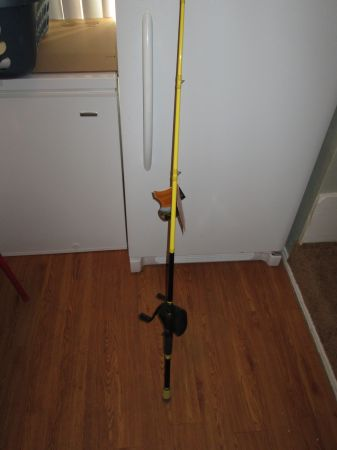 New Fishing rods - $50 (Nacogdoches)
