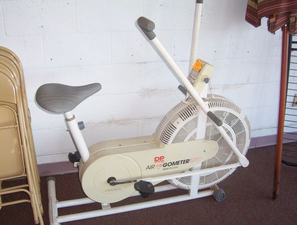 DP Geometer Exercise Bike - $28 (Lufkin)