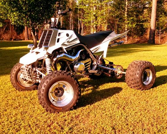 06 Yamaha Banshee - Last year model made - $6000 (Rusk)