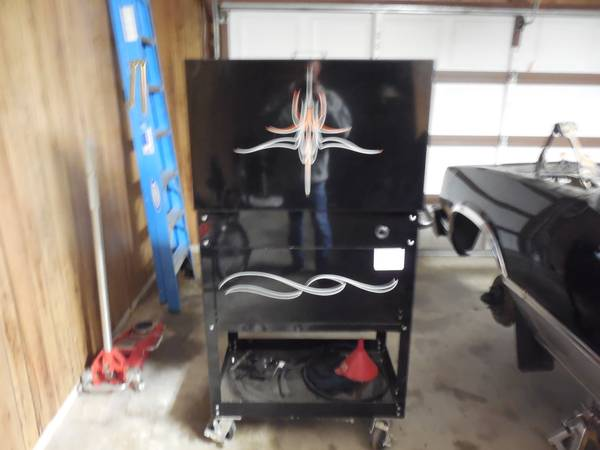 Snap on roll cart  -   x0024 850  Nacogdoches