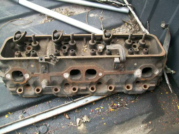 Vortec Head small block chevy -   x0024 50  Groveton Lufkin