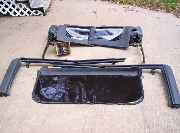 JK UNLIMITED SOFT TOP - $500 (LUFKIN)