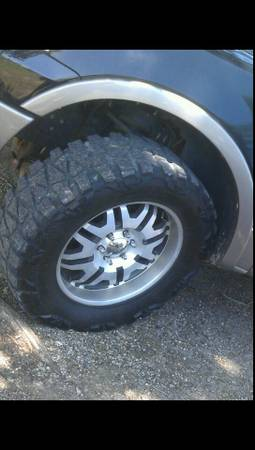 4, 20 rims, 6 lug, eagle alloy - $200 (crockettpalestine)
