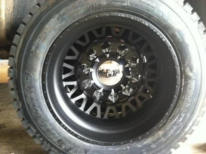 22.5 American Force Evo Rims for 08 Dodge Dually REDUCED - $4000 (Lumberton, TX)