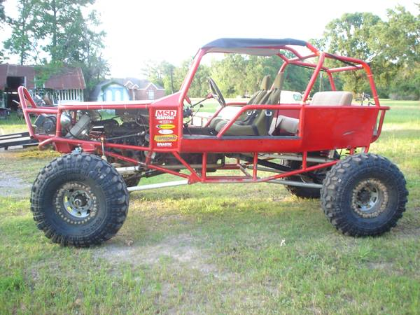 ROCK CRAWLER BUGGY - $8500 (TOMBALL)