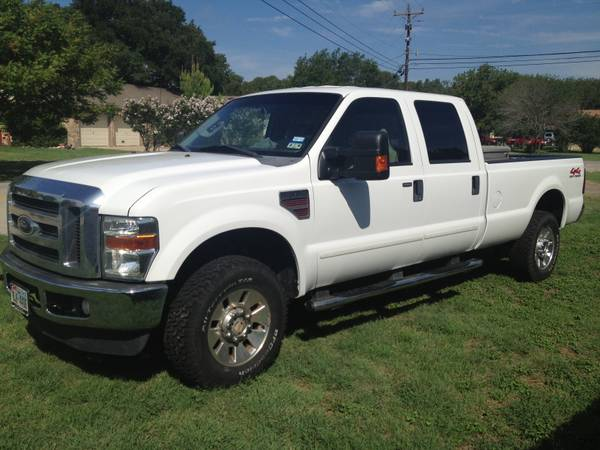 Ford F-350 Powerstroke 4x4 Crew Cab - $16000 (Georgetown)