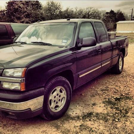 2003 chevy 1500 extended cab -   x0024 7000  Palestine  Tx