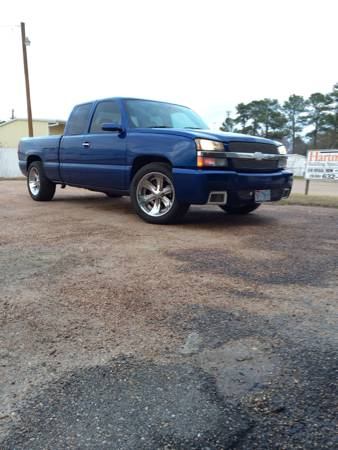 2 Trucks for sale or trade - x002416500 (Lufkin)