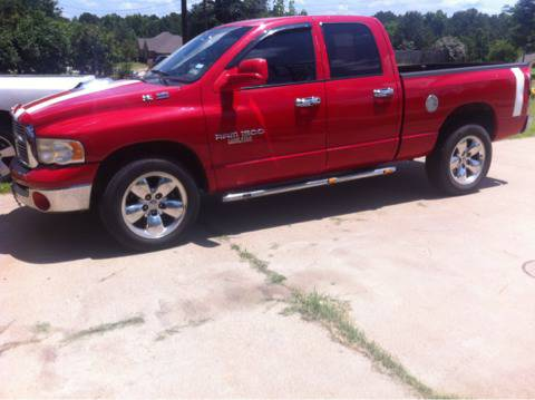 2005 Dodge Ram 1500 SLT Quad Cad - $7500 (Troup)