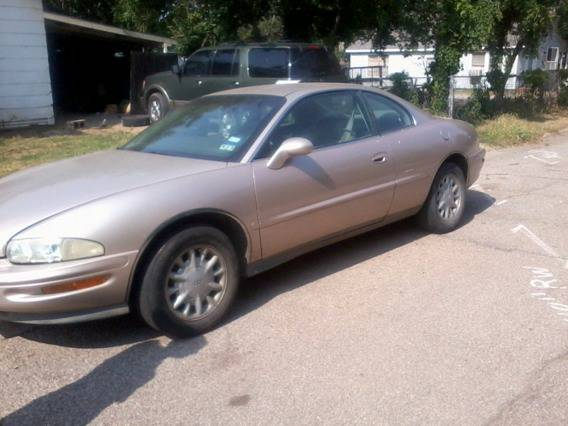 1995 Buick Riviera supercharged - $350 (Wichita Falls)