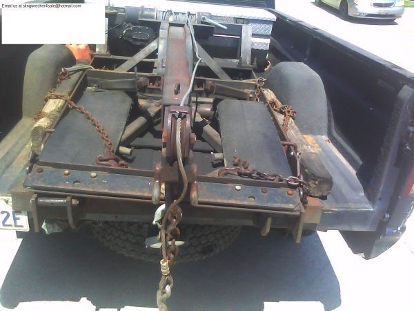 Repo Wrecker Tow Truck (WANT IT GONE TODAY) COME GET IT - $1350 (West Houston)