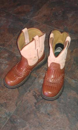 Womens Boots Fat Baby Ariat (Hudson)