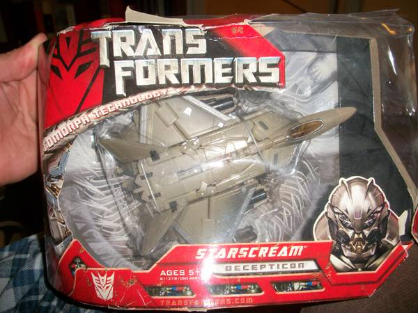 Collectible Brand New Never been opened Transformers 2006 Starscream -   x0024 30  East TX