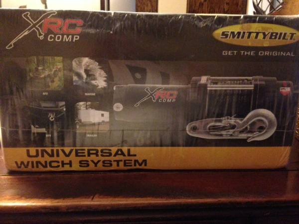 ATV SXS Smittybilt Winch XRC Comp4000lb -   x0024 300  Rockwall