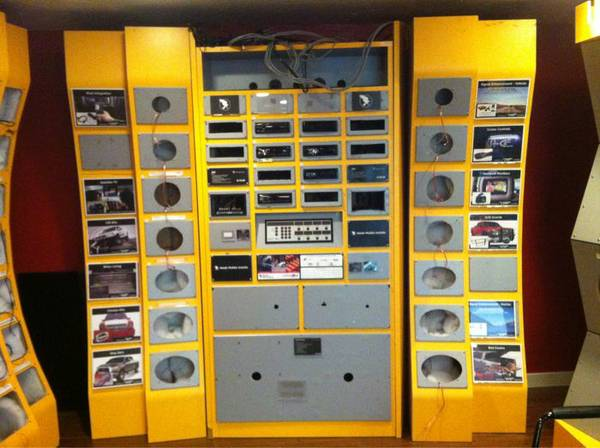 MTI car audio Display for a shop -   x0024 3000  2129 Northwest hwy Garland TX