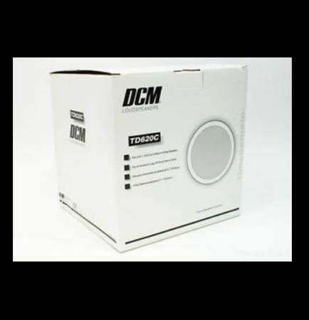 DCM IN CEILING SPEAKERS - $150 (Mesquite)