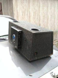Planet audio speaker set up -   x0024 200  Winnsboro
