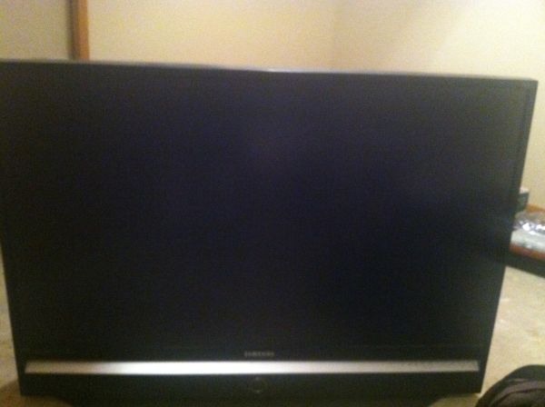 50 inch Samsung DLP HDTV for sale or trade - $350 (East Tx)