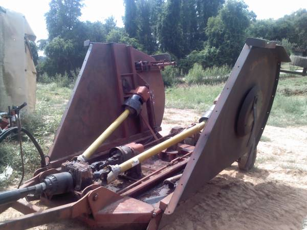 15 ft batwing mower for sale