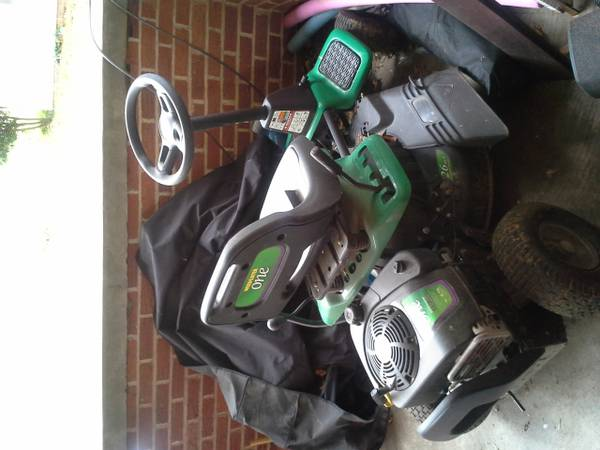 Weedeater One Lawn Mower - $500