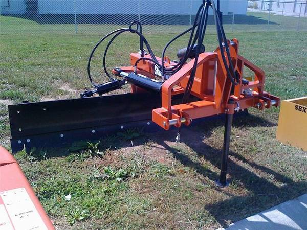 Rhino 950 Hydraulic Blade - $3500 (Apple Springs)