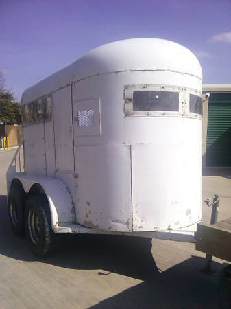 2 Horse Trailer -   x0024 1500  S  Fort Worth