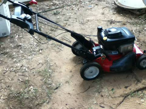 Snapper commercial 21 mower - $100 (Nacogdoches)