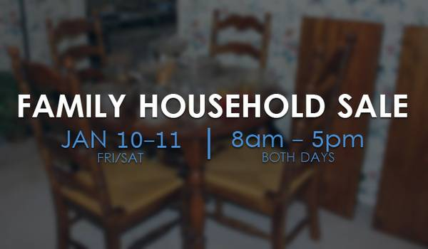 Family Household Sale -   x0024 1  Nacogdoches