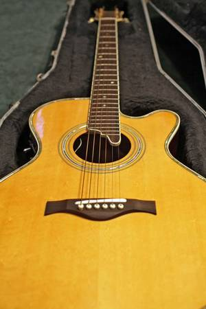 Charvel 625c Acoustic Electric Guitar -   x0024 300  Jasper